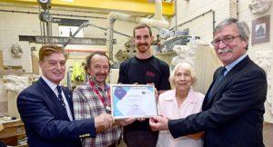 York Minster Apprenticeship